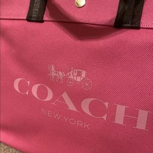 Couch ruby pink Handbag